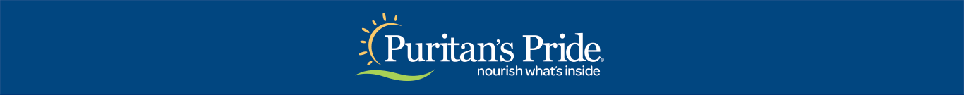 Puritan's Pride® healthy choices for healthy living