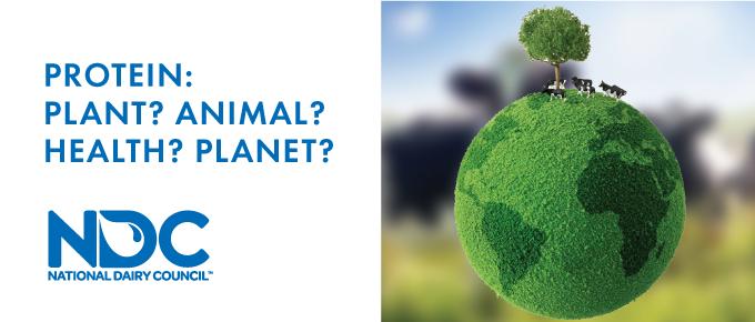 Protein: Plant? Animal? Health? Planet?