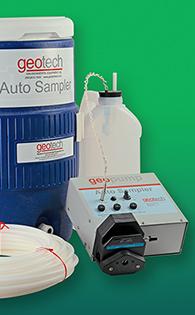 Geotech Auto Sampler
