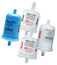Geotech Dispos-a-filters